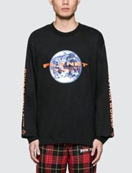 Wasted Paris Planet Dust L S T Shirt