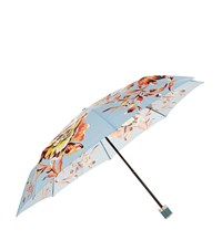 Burberry Shoes And Accessories Heritage Check Walking Umbrella Female Multi