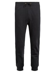 Sorensen Dancer Slub Jersey Track Pants Black