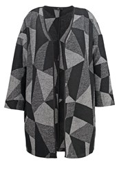 Evans Short Coat Grey