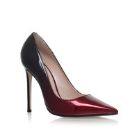 Carvela Alice High Heel Court Shoes Red