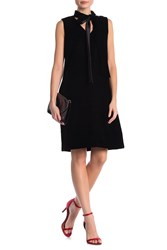 Lafayette 148 New York Ronan Dress Black