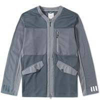 Adidas X White Mountaineering Track Top Cardigan Blue