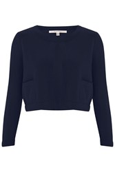 Nougat London Rosemary Bolero Navy