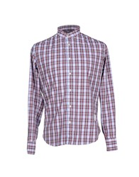 The Editor Shirts Shirts Men Red