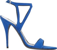 Narciso Rodriguez Cutout Carolyn Sandals Blue Size 9.5