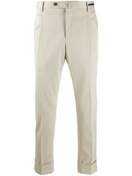 Pt01 Tapered Stretch Trousers 60