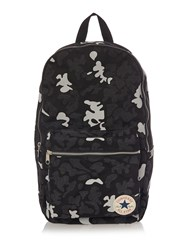 Converse Core Plus Camo Backpack Black