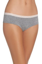 Chelsea 28 Women's Chelsea28 Dreamy Hipster Briefs Grey Heather