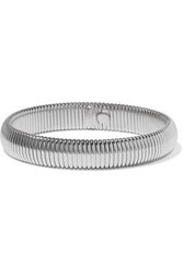 Ben Amun Woman Silver Tone Bangle Silver