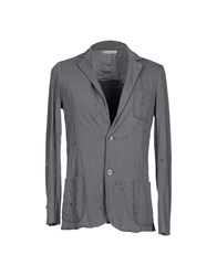 Daniele Fiesoli Suits And Jackets Blazers Men Lead