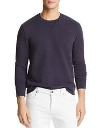 Bloomingdale's The Men's Store At Crewneck Sweatshirt True Navy