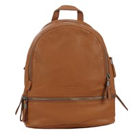 Liebeskind Lotta Leather Backpack Cognac
