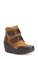 Fly London Women's 'Yugo' Wedge Bootie