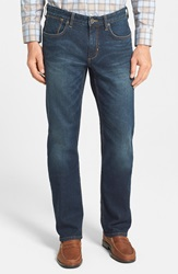 Tommy Bahama 'Dallas' Straight Leg Jeans Indigo Wash