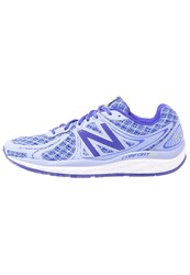 New Balance W720rb3 Neutral Running Shoes Purple Silver