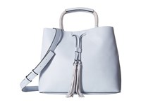 French Connection Alana Tote Salwater Blue Tote Handbags