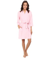 Jockey Vintage Terry Robe Candy Pink Women's Robe