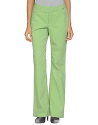 Escada Sport Casual Pants Light Green