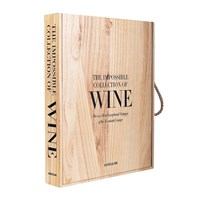 Assouline The Impossible Collection Of Wine Book