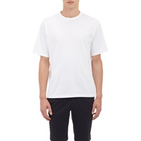Boxy Drop Shoulder T Shirt White