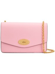 Mulberry Small Darley Crossbody Bag Pink