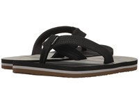 Billabong Stoked Sandal Little Kid Big Kid Black Stripe Men's Sandals