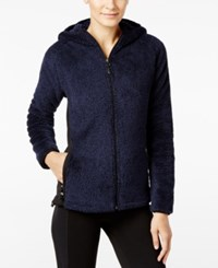 Ideology Textured Tweed Jacket Only At Macy's Navy Serenity