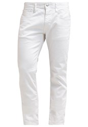 Replay Anbass Slim Fit Jeans White Denim