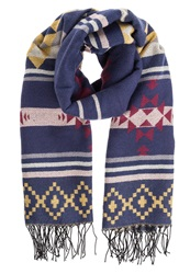 Only Amanda Scarf Medieval Blue