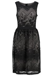 Anna Field Cocktail Dress Party Dress Black Taupe