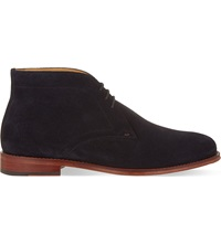 Paul Smith Morgan Chukka Boots Navy