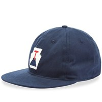 Ebbets Field Flannels Tobasco Plataneros 1964 Cotton Cap Blue