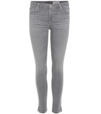 Ag Jeans The Legging Ankle Skinny Grey
