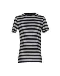Steven Alan Topwear T Shirts Men Dark Blue