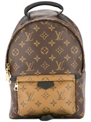 Louis Vuitton Vintage Palm Springs Backpack Pm Bag Brown