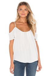 Joie Adorlee Top White