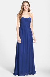 Women's Faviana Colorblock Chiffon Gown