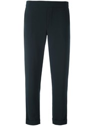 P.A.R.O.S.H. Cropped Trousers Grey