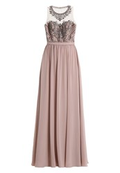 Unique Occasion Wear Light Brown Taupe