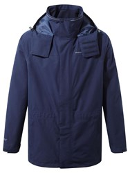 Craghoppers Men's Ashton Gore Tex Waterproof Midnight Blue