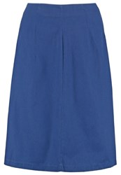 Kiomi Aline Skirt Dark Blue