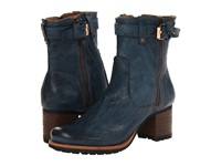 Trask Madison Indigo Women's Boots Blue