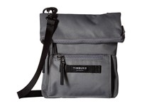 Timbuk2 Cargo Crossbody Gunmetal Cross Body Handbags Gray