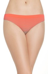 Calvin Klein Women's 'Illusion' Seamless Bikini Briefs