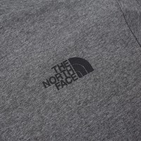 The North Face Fine Tee Grey
