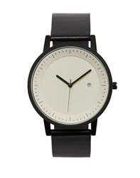 Simple Watch Earl Black And White