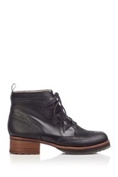 Matt Bernson Maitland Wingtip Boot Black