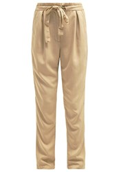 Soaked In Luxury Trousers Camel
