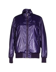 North Sails Coats And Jackets Jackets Women Purple